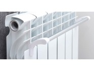 Полотенцедержатель для 6-ти секционного радиатора (420мм) MJJ-01