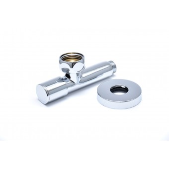 Вентиль запорный угловой ВР-НР с отражателем